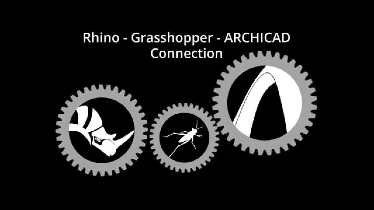 Verbindung zwischen Rhino und Archicad
